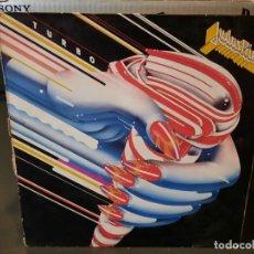 Discos de vinilo: JUDAS PRIEST - TURBO - LP. DEL SELLO CBS DE 1986. Lote 218648892
