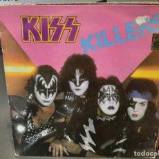 Discos de vinilo: KISS - KILLERS - LP. DEL SELLO CASABLANCA DE 1982. Lote 218648936