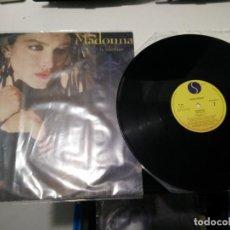 Discos de vinilo: MADONNA – BORDERLINE. Lote 218649122