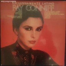 Discos de vinilo: RAY CONNIFF - EXCLUSIVAMENTE LATINO / LP CBS 1980 / MUY BUEN ESTADO RF-8644. Lote 218653543
