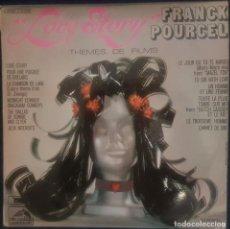 Discos de vinilo: FRANCK POURCEL - THEMES DE FILMS / LP DE 1971 / BUEN ESTADO RF-8648. Lote 218653633