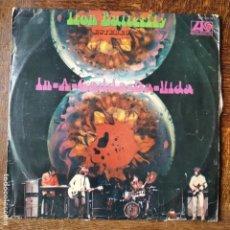 Discos de vinilo: IRON BUTTERFLY - IN-A-GADDA-DA-VIDA - LP 1969 SPAIN. Lote 218668521