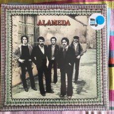 Discos de vinilo: ALAMEDA - S/T (1979) - LP REEDICIÓN SONY 2017 NUEVO. Lote 218668540