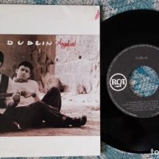 Discos de vinilo: SINGLE DUBLIN - ANGELINE - ¡UNICO ENVIO A FINAL DE MES!. Lote 218668562