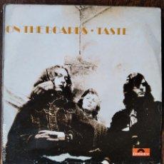 Discos de vinilo: TASTE - ON THE BOARDS - LP 1980 SPAIN. Lote 218668715