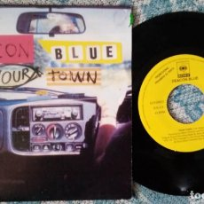 Discos de vinilo: SINGLE PROMOCIONAL DEACON BLUE - YOUR TOWN - ¡UNICO ENVIO A FINAL DE MES!. Lote 218668806