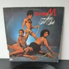 Discos de vinilo: BONEY M. LOVE FOR SALE. ARIOLA. 1977. ESPAÑA.. Lote 218668845