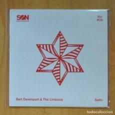 Discos de vinilo: BART DAVENPORT & THE LIMBOOS - PAMELA - SINGLE. Lote 218669697