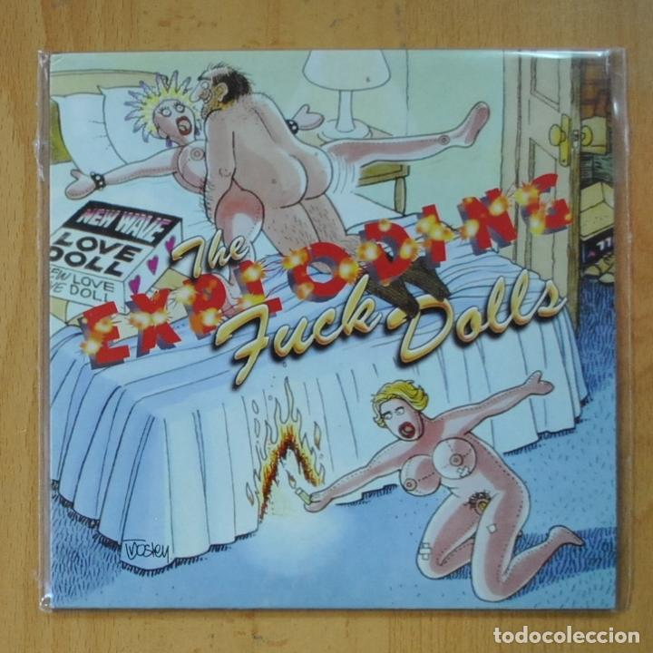 THE EXPLODING FUCK DOLLS - SOME OTHER DAY / CALL ME STUPID - SINGLE (Música - Discos - Singles Vinilo - Punk - Hard Core)