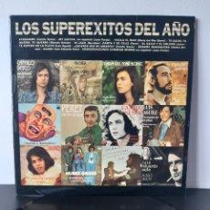 Discos de vinilo: LOS SUPEREXITOS DEL AÑO. C. SESTO, AUTE, PERET, AGUILE, NUVES GRISES, BONET, AGUILE, JAIRO.... Lote 218671463