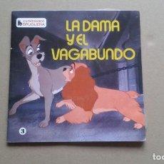 Discos de vinilo: LA DAMA Y EL VAGABUNDO EP + CUENTO 1969. Lote 218675131