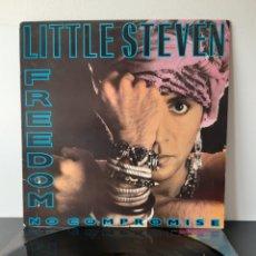 Discos de vinilo: LITTLE STEVEN. FREEDOM NO COMPROMISE. 1987. MANHATTAN.US.. Lote 218682190
