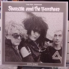 Discos de vinilo: SIOUXSIE AND THE BANSHEES ‎– THE PEEL SESSIONS 1979-1981 -LP-. Lote 236501050