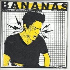 Discos de vinilo: BANANAS – SI TU ERES EL DIABLO, YO NO SOY QUIEN CUENTA ESTA HISTORIA SG GSSH! GSSH! ?– FZZT! 2003. Lote 218686177