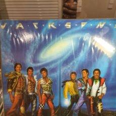 Discos de vinilo: THE JACKSONS VICTORY. Lote 218687465