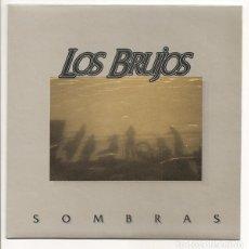 """Discos de vinilo: LOS BRUJOS – SOMBRAS VINYL, 7"""", 45 RPM, EP POWER POP, POP ROCK NUEVO. Lote 218691172"""