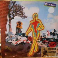 Discos de vinilo: MICO WAVE COOKIN FROM THE INSAIDE OUT LP FUNKY IMPORT USA 1987 CON ENCARTE LETRAS. Lote 218703783