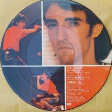 Discos de vinilo: LP PICTURE RAMONCÍN - EDICIÓN LIMITADA - 1000 COPIAS. Lote 218706875