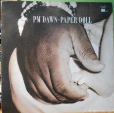 Discos de vinilo: PM DAWN PAPER DOLL MAXI IMPORT 1991. Lote 218708272