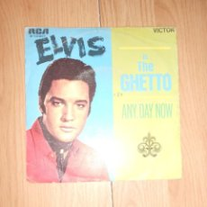 Discos de vinilo: ELVIS PRESLEY - IN THE GHETTO - RCA 1969. Lote 218710988