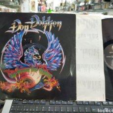 Discos de vinilo: DON DOKKEN LP UP FROM THE ASHES 1990. Lote 218717513