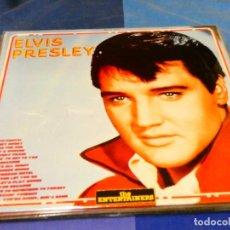 Discos de vinilo: CAJJ77 LP ITALIA 86 HOMONIMO ELVIS PRESLEY THE ENTERTAINERS MUY BUEN ESTADO GENERAL. Lote 218717706
