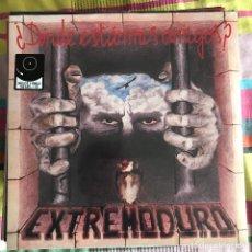 Discos de vinilo: EXTREMODURO - ¿DÓNDE ESTÁN MIS AMIGOS? (1993) - LP + CD DRO REEDICIÓN 2014 NUEVO. Lote 218721177