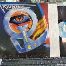 Discos de vinilo: TRIUMPH LP SURVEILLANCE 1987. Lote 218721418