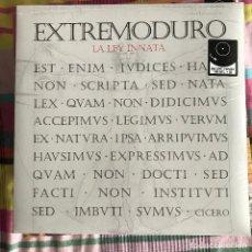 Discos de vinilo: EXTREMODURO - LA LEY INNATA (2008) - LP + CD DRO REEDICIÓN 2014 NUEVO. Lote 218721506