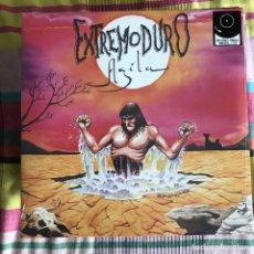 Discos de vinilo: EXTREMODURO - AGILA (1996) - LP + CD DRO REEDICIÓN 2014 NUEVO. Lote 218721701