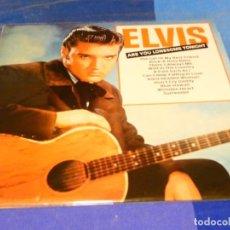 Discos de vinilo: CAJJ77 LP UK 82 ELVIS PRESLEY AR YOU LONESOME TONIGHT MUY BUEN ESTADO GENERAL. Lote 218722890