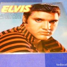 Discos de vinilo: CAJJ77 LP UK 81 ELVIS PRESLEY HOMOIMO MUY BUEN ESTADO DE VINILO DESCONCHONCITO ATRAS. Lote 218724267