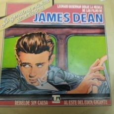 Discos de vinilo: JAMES DEAN LP. Lote 218724926