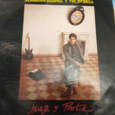 Discos de vinilo: JOAQUÍN SABINA LP. Lote 218725231