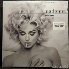 Discos de vinilo: MADONNA - BAD GIRL - MAXISINGLE - USA - RARO - EXCELENTE - NO USO CORREOS. Lote 218727405