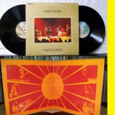 Discos de vinilo: DEEP PURPLE / MADE IN JAPAN 72 DOBLE LP SMOKE ON THE WATER !! SUPER 1ª ORIG EDIT USA !! EXC !!. Lote 218730180