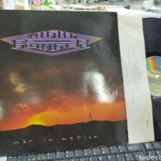 Discos de vinilo: NIGHT RANGER LP MAN IN MOTION ESPAÑA 1988. Lote 218730812