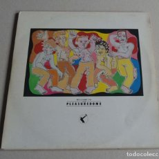 Discos de vinilo: FRANKIE GOES TO HOLLYWOOD - WELCOME TO THE PLEASUREDOME (DISCO DOBLE). Lote 218731796
