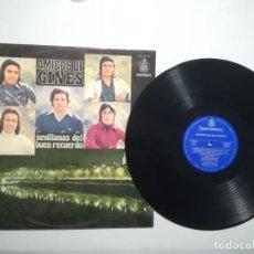 Discos de vinilo: AMIGOS DE GINES - SEVILLANAS DEL BUEN RECUERDO. Lote 218731963