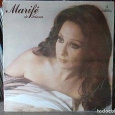 Discos de vinilo: MARIFE DE TRIANA LP 1977 COLUMBIA EDICION ESPAÑOLA SPAIN. Lote 218735101