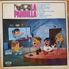 Discos de vinilo: LA PANDILLA - CARPETA ABIERTA. Lote 218736117
