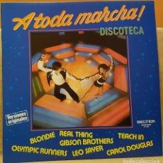 Discos de vinilo: A TODA MARCHA DISCOTECA. Lote 218736431