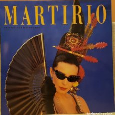 Discos de vinilo: MARTIRIO - CRISTALITOS MACHACAOS - CARPETA ABIERTA. Lote 218736612