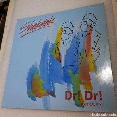 Discos de vinilo: SHAKATAK - DR! DR!. Lote 218738925