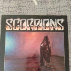 """Discos de vinilo: SCORPIONS """" BEST OF ROCKERS N' BALLADS """" EDICIÓN ORIGINAL ESPAÑOLA CON ENCARTE. 1989.. Lote 218739880"""