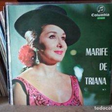 Discos de vinilo: MARIFE DE TRIANA. Lote 218740830
