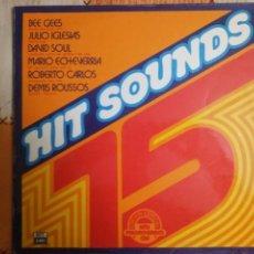 Discos de vinilo: HIT SOUNDS. Lote 218741385