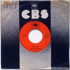 Discos de vinilo: THE ROCKING STARS. SEALED WITH A KISS/ SHAKE DANCE. CBS, GERMANY 1964 SINGLE. Lote 218745540