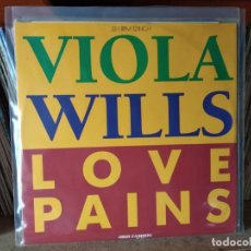 Discos de vinilo: VIOLA WILLS ?– LOVE PAINS. Lote 218746430