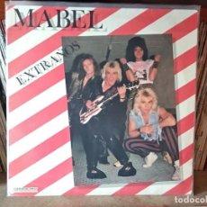 Discos de vinilo: MABEL EXTRAÑOS LP 1981 HISPAVOX EDICION ESPAÑOLA SPAIN. Lote 218747772